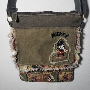 Disney crossbody Mickey Mouse bag